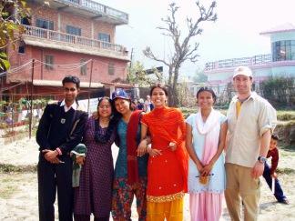 Teachers of Ramana's Garden