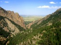 Eldorado Canyon outside of Boulder