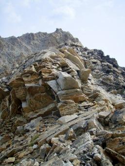 Danger! Loose Rock!