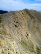 Interesting geological makeup